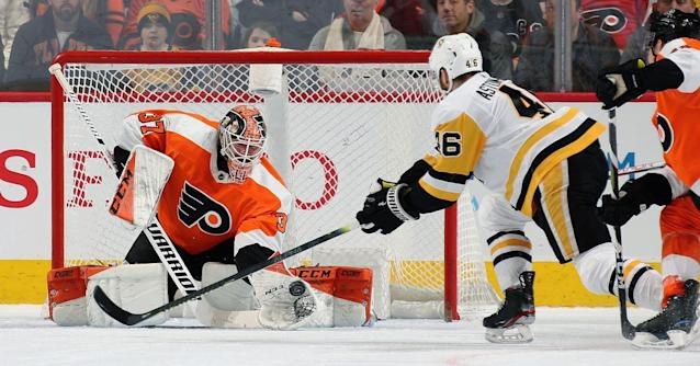 Penguins/Flyers Recap: Pens out of gas, fall 3-0 in Philly