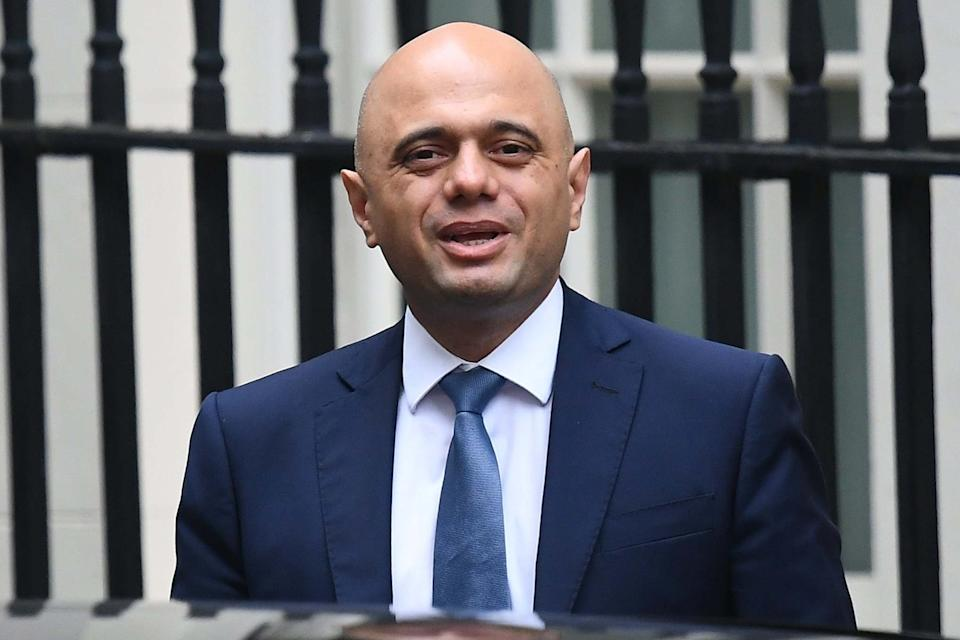 Former Home Secretary Sajid Javid revoked Ms Begum's British citizenship. (PA)