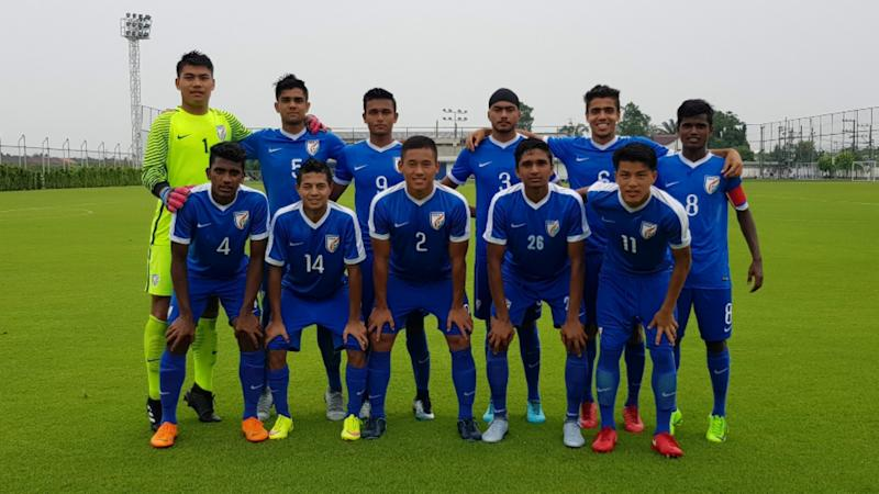 The rest of the India U16 boys will play in the ongoing U-18 Youth League...