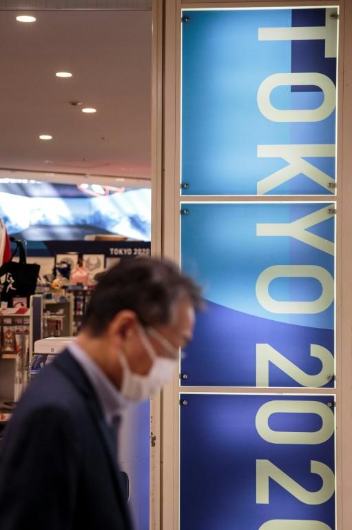 The historic postponement of the Tokyo 2020 Games comes as the coronavirus pandemic spreads across the world (AFP Photo/Behrouz MEHRI)