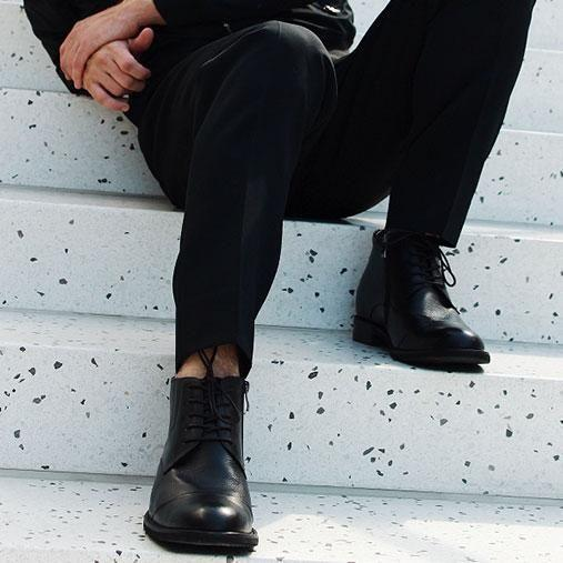 One Aussie company is helping thousands of men feel taller. Photo: Taller Shoes