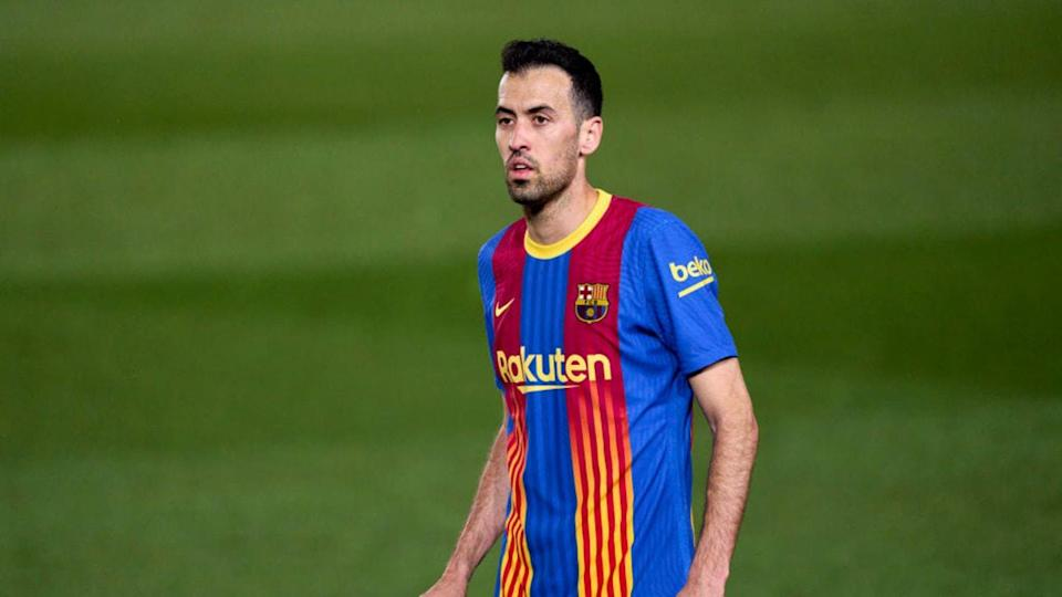 Busquets | Quality Sport Images/Getty Images