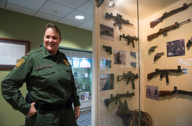 One of Carla Provost's challenges in her new role as chief of the U.S. Border Patrol will be attracting more women to positions of power. (Photo: Getty Images)