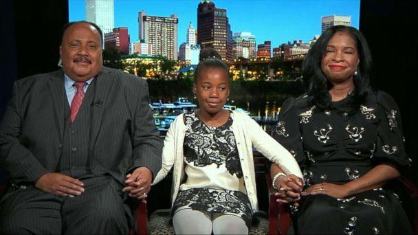 Martin Luther King Jr S Granddaughter Reflects 50 Years After His