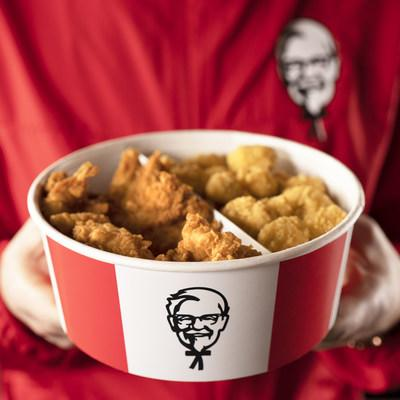 KFC Canada Pilots Google's Food Ordering Feature (CNW Group/KFC Canada)