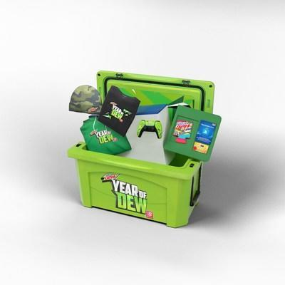"""MTN DEW AND SPEEDWAY CELEBRATE THE RETURN OF THE YEAR OF DEW WITH INSTANT DAILY PRIZES AND FIRST-EVER """"SPEEDWAY STASH"""""""