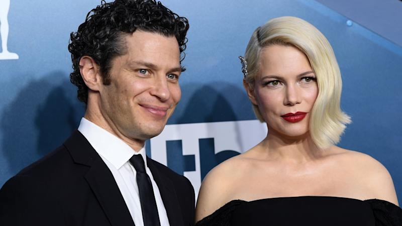 Michelle Williams and Thomas Kail secretly marry