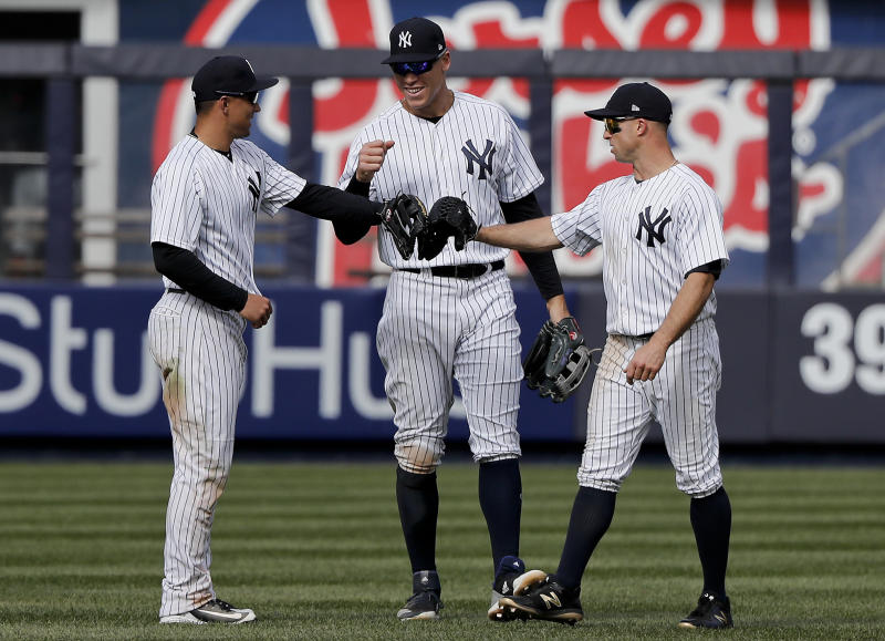 Forget the scoreboard, the Yankees are killing it on the P&L sheet. (AP)