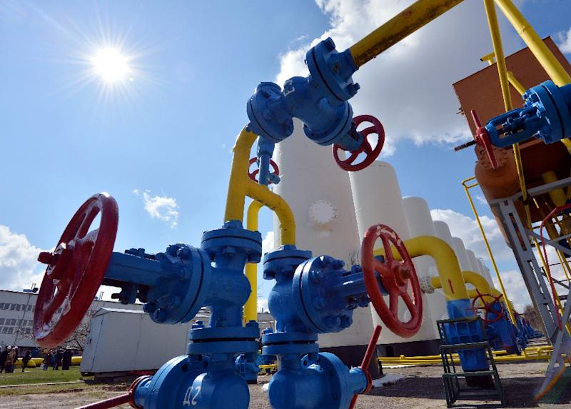 Ukraine and Russia have been feuding over gas prices for years