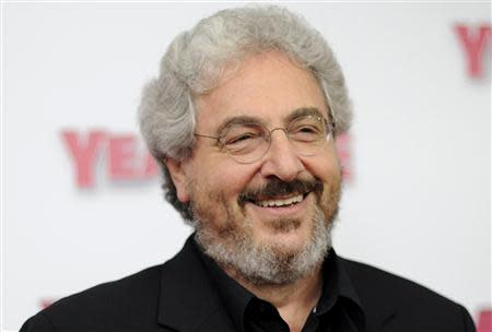 """File photo of actor/director Harold Ramis atr the premiere of """"Year One"""" in New York"""