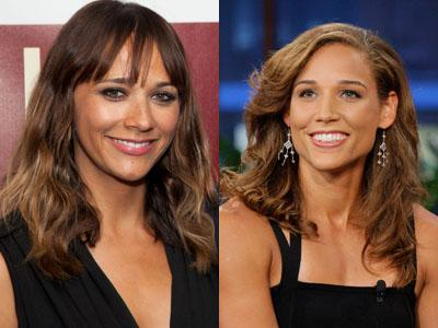 Lolo Jones / Rashida Jones