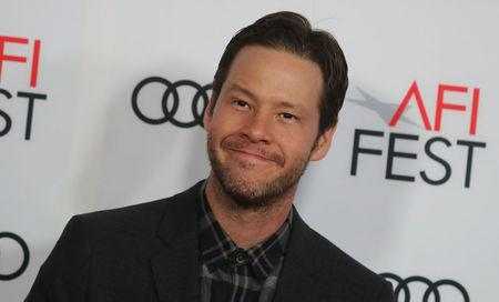 "FILE PHOTO: Barinholtz arrives for the gala presentation of ""The Disaster Artist"" at the AFI Film Festival in Los Angeles"