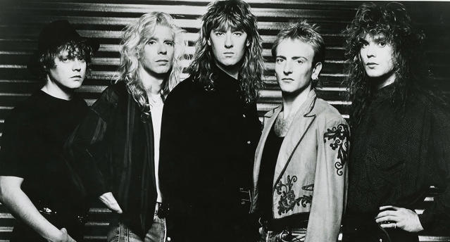 Def Leppard (Photo: Courtesy of Polygram)