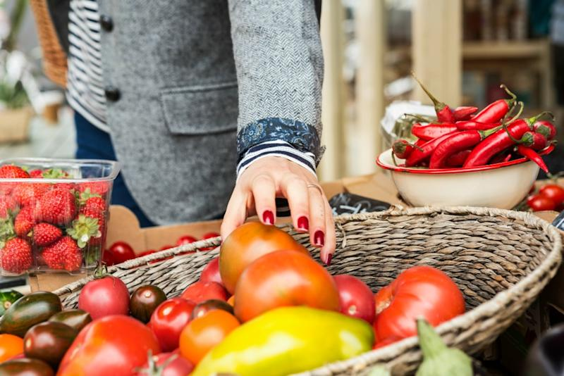 Don't pass over that tomato just because of its funny shape! (Photo: Getty Images)