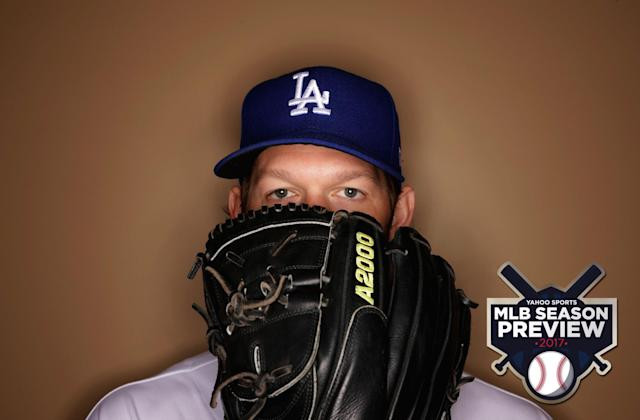 The Dodgers and Clayton Kershaw have a tough road ahead, but they're every bit a title contender. (AP)
