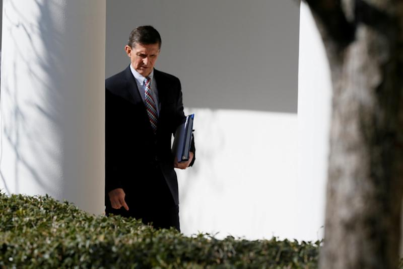White House refuses to hand over documents related to Michael Flynn