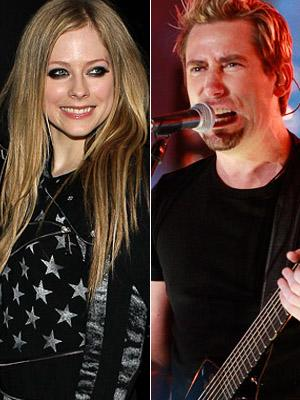 Avril Lavigne engaged to Nickelback singer Chad Kroeger Avril Lavigne And Chad Kroeger Engagement Ring