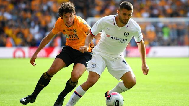 """Nuno Espirito Santo says Jesus Vallejo must go and find a club who will give him regular football, adding: """"The talent is there."""""""