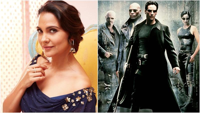 Lara Dutta was offered Matrix.
