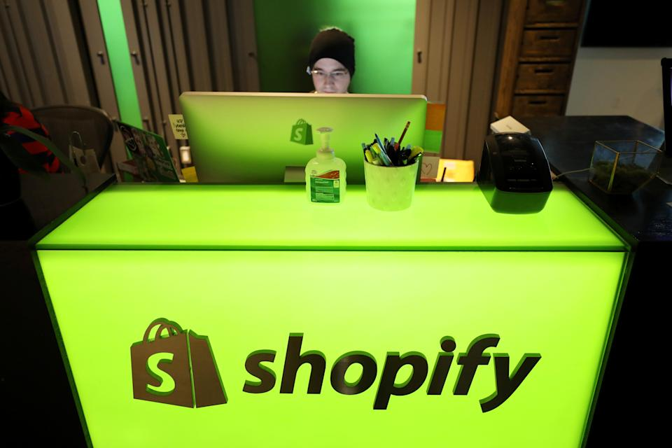 Shopify, headquartered in Ottawa, is Canada's largest publicly-traded company by market cap.