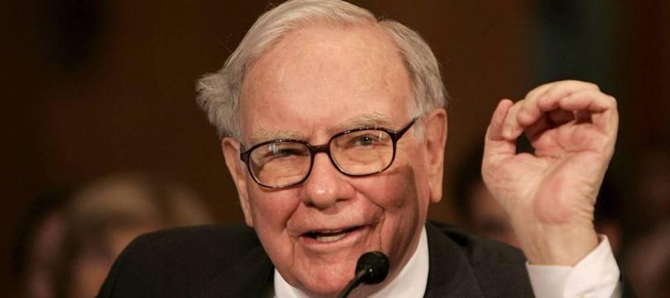 In today's low-rate world, Warren Buffett holds these stocks for the fat yields