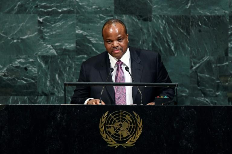 Swaziland's King Mswati III has been criticsed for his lavish lifestyle