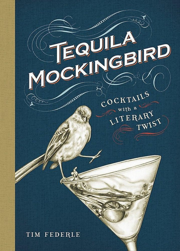 """Cocktail recipes (that can be made without alcohol) for the literature nerd in all of us. <br><br><strong>imusti</strong> Tequila Mockingbird: Cocktails with a Literary Twist, $, available at <a href=""""https://www.amazon.com/Tequila-Mockingbird-Cocktails-Literary-Twist/dp/0762448652/"""" rel=""""nofollow noopener"""" target=""""_blank"""" data-ylk=""""slk:Amazon"""" class=""""link rapid-noclick-resp"""">Amazon</a>"""