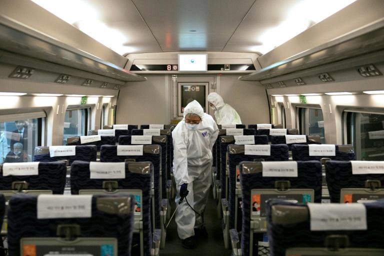 South Korean media reported the country's fourth case on Monday, citing the national Centers for Disease Control and Prevention