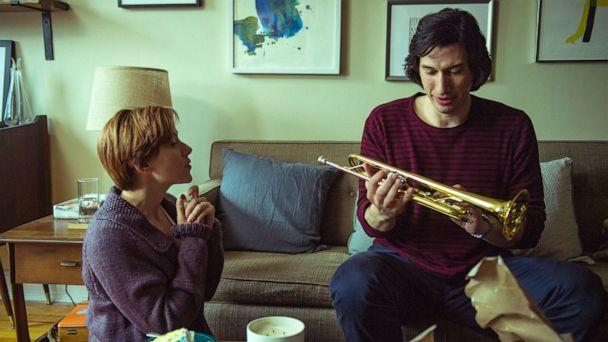 PHOTO: Scarlett Johansson and Adam Driver in a scene from 'Marriage Story.' (Netflix)