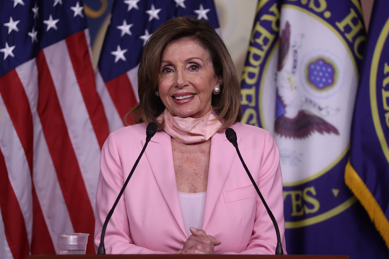 Pelosi, Dems Look to 'Go Big' With $1.5 Trillion Infrastructure Bill