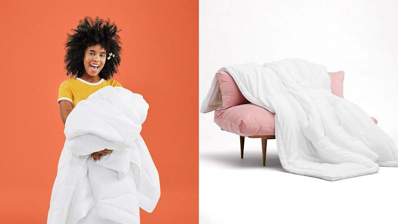 This breathable, eco-friendly comforter is at one of its lowest prices.