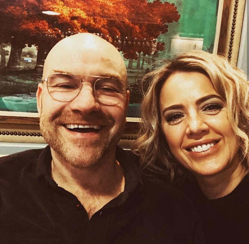 'Coronation Street' stars Joe Duttine and Sally Carman announce they've moved in together with sweet Instagram post