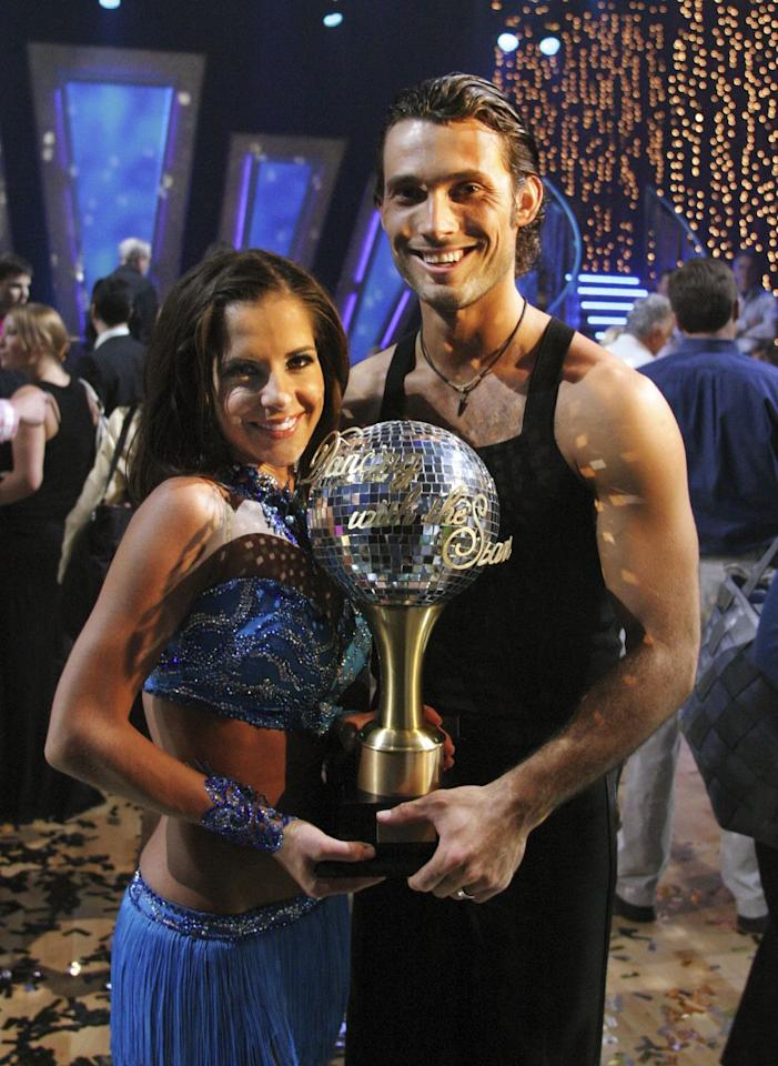 <p><em>General Hospital</em> star and model Kelly Monaco won the very first season of <em>DWTS</em> in 2005 with partner Alec Mazo. The first iteration only had six couples and six weeks of competition. Now, the show usually has 12 couples. </p>