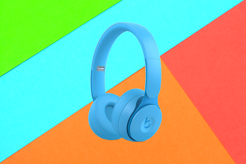 Save $100 on these Beats Solo Pro Wireless Noise Cancelling On-Ear Headphones. (Photo: Amazon)