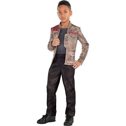 """<p><strong>Costumes USA</strong></p><p>amazon.com</p><p><strong>$17.99</strong></p><p><a href=""""https://www.amazon.com/dp/B07QL32YS7?tag=syn-yahoo-20&ascsubtag=%5Bartid%7C10050.g.21287723%5Bsrc%7Cyahoo-us"""" rel=""""nofollow noopener"""" target=""""_blank"""" data-ylk=""""slk:Shop Now"""" class=""""link rapid-noclick-resp"""">Shop Now</a></p><p>Your kiddo doesn't have to be from a galaxy far, far away to replicate this stormtrooper-turned-good guy.</p>"""