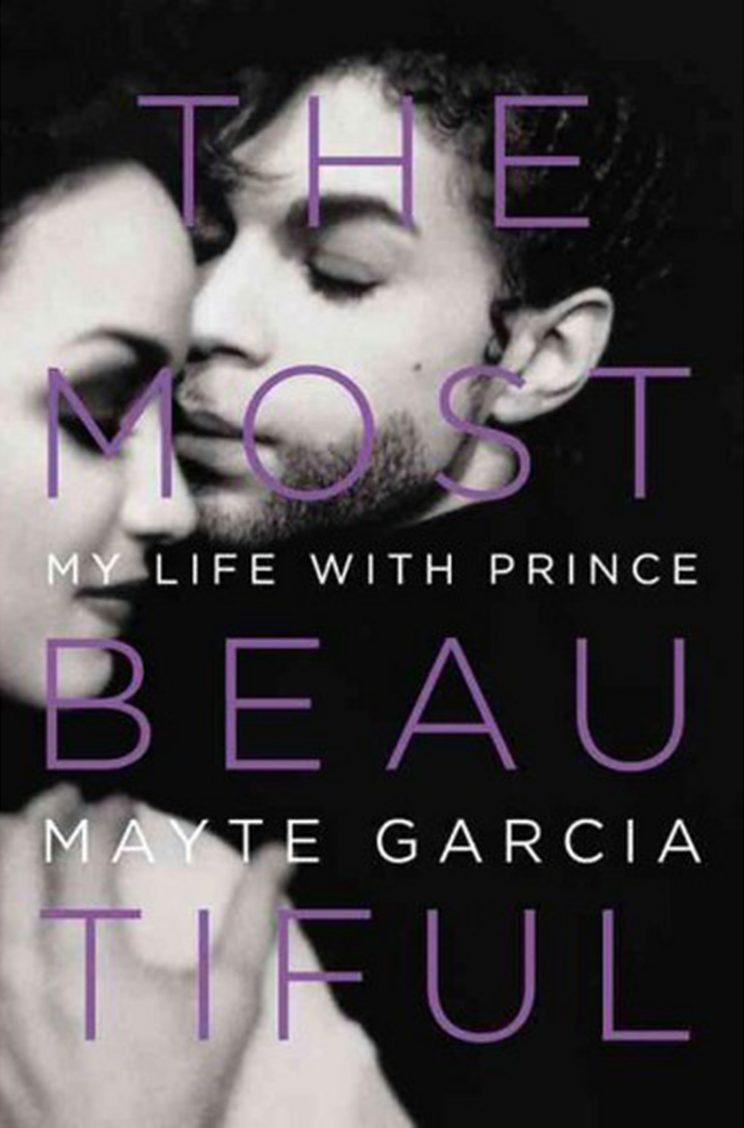 mayte garcia, The Most Beautiful: My Life With Prince