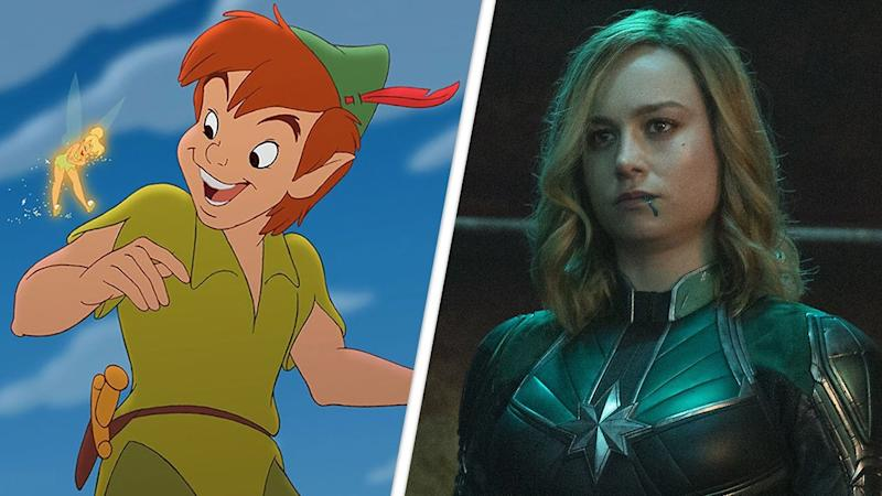 Disney+ Lineup: The Full List of Movie and TV Series That Will Be Available at Launch