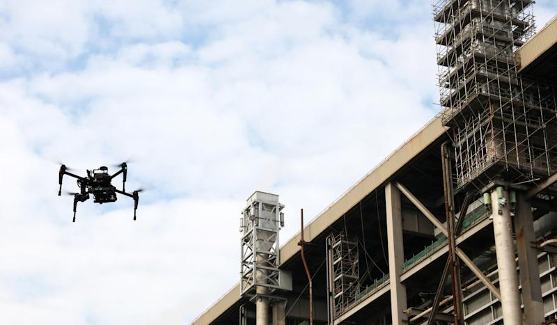 How Hong Kong electricity company CLP is saving millions of dollars, and potentially lives, with HK$80,000 drones at Tuen Mun's Castle Peak Power Station
