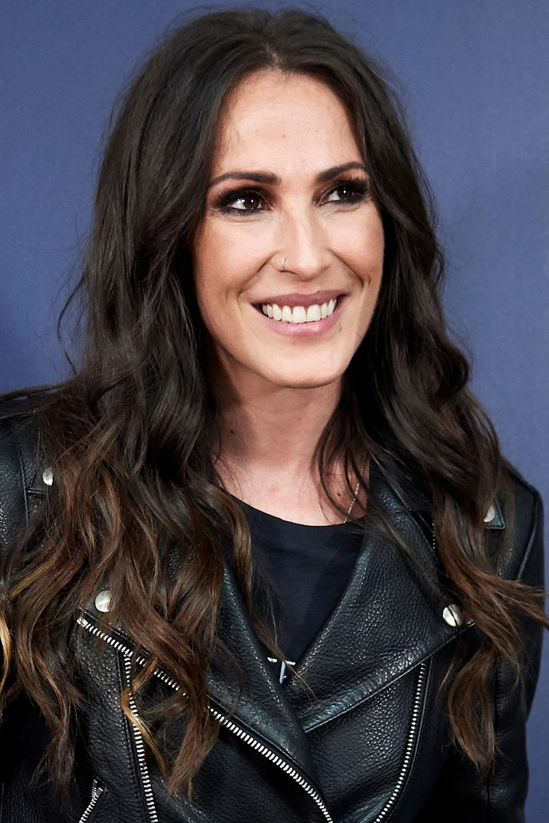 Malú, en la gala Cadena Dial de enero de 2019 (Photo: getty images)