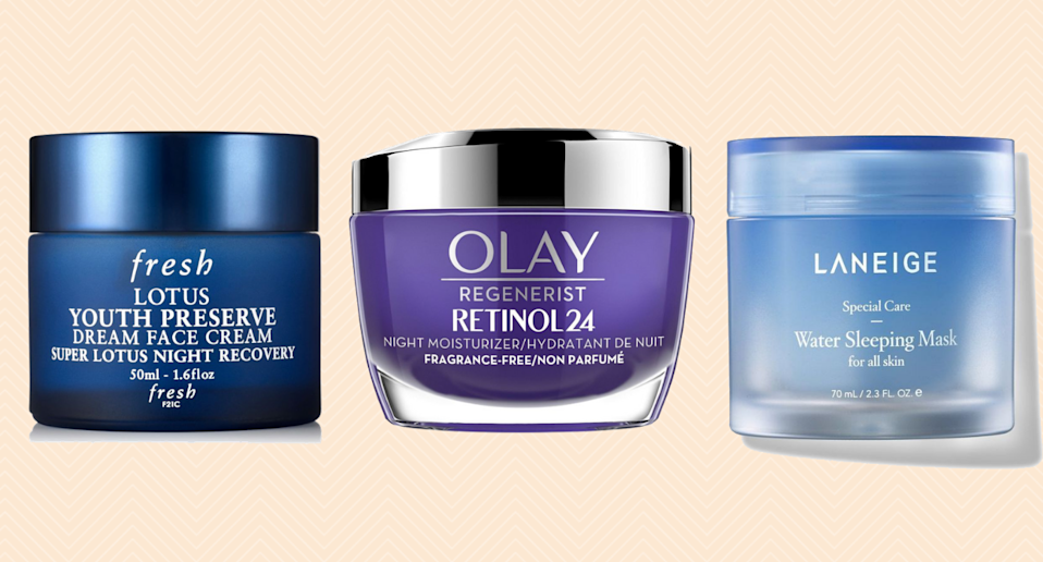 10 best night creams for anti-aging, dark spots, dryness and so much