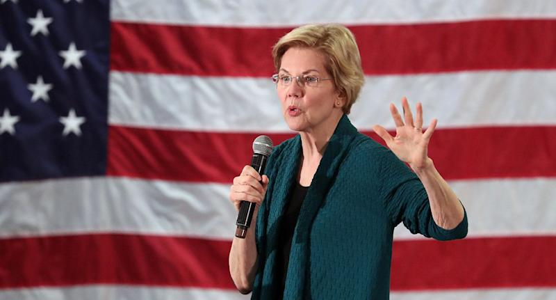 Warren supports elimination of electoral college