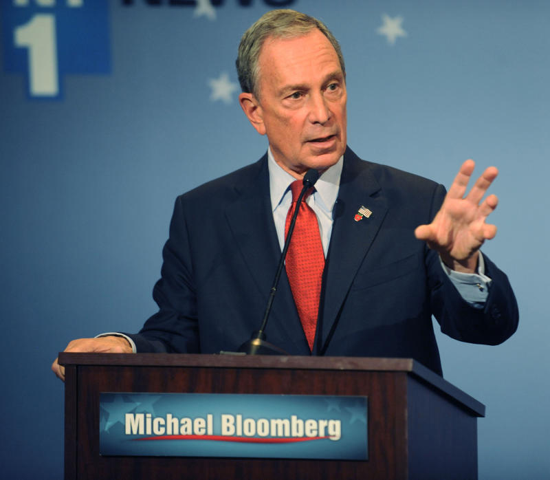 Bloomberg is making his debate debut. His past faceoffs may shed light on how he'll fare.