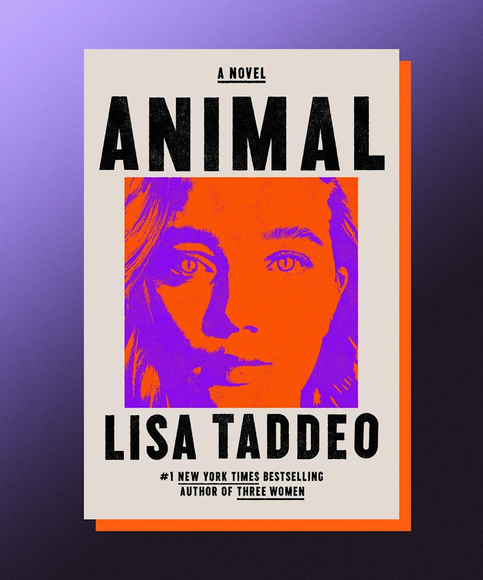 """<strong><em>Animal,</em> Lisa Taddeo (</strong><a href=""""https://bookshop.org/books/animal-9781982122126/9781982122126"""" rel=""""nofollow noopener"""" target=""""_blank"""" data-ylk=""""slk:available June 8"""" class=""""link rapid-noclick-resp""""><strong>available June 8</strong></a><strong>)</strong><br><br>""""If someone asked me to describe myself in a single word, <em>depraved</em> is the one I would use."""" So says Joan, the pulsing heart of <em>Three Women</em> author Lisa Taddeo's debut novel, <em>Animal</em>. Joan is a woman on a mission; she is tired of being a victim; she is tired of not having any answers; she is tired of sitting still. After witnessing a horrific act of violence that was intended as a message for her, Joan decamps to Los Angeles, where she hopes to find the truth behind another formative act of violence in her life: the loss of her parents when she was 10. If someone asked me to describe <em>Animal</em> in one word, """"depraved"""" might also be the one I'd use — Taddeo is exact and unflinching in her depiction of rage and vengeance. This is rarely a comfortable book to read, but that suits its subject — violence against women shouldn't ever be easy to consume."""