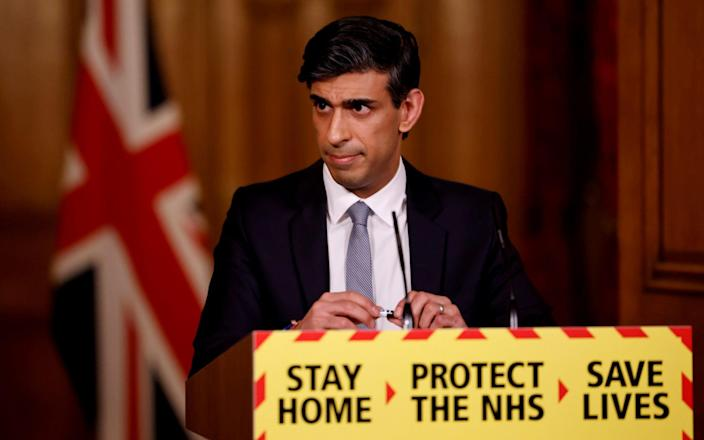 Rishi Sunak hosted a press conference in Downing Street earlier this week - Tolga Akmen/Pool/Reuters/File Photo