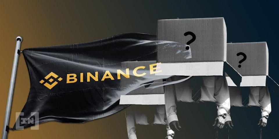 binance flag