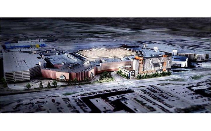 Mall of America Expansion Rendering Part 5