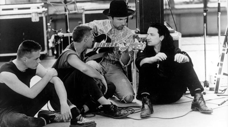 U2 to Pack 'Joshua Tree' Reissue With Demos, Outtakes, New Remixes
