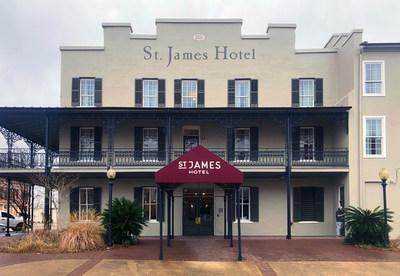 Historic Hotel Reopens In Selma Al Creating 45 New Jobs With Investment From Woodforest Cei Boulos Opportunity Fund A Partnership Between Woodforest National Bank And Cei Boulos Capital Management
