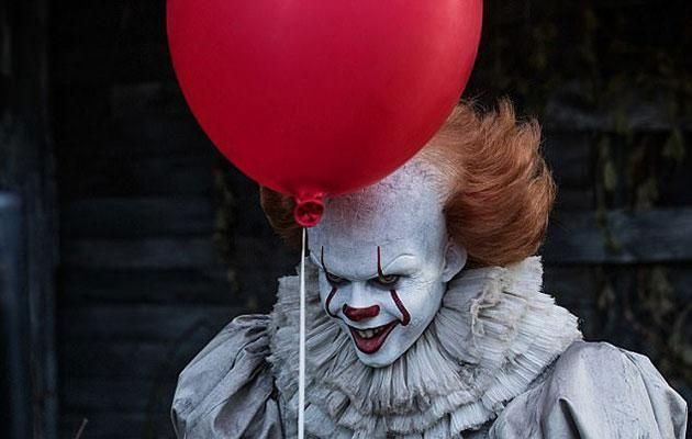 I personally would not like to meet Pennywise in a field. Source: Warner Bros.