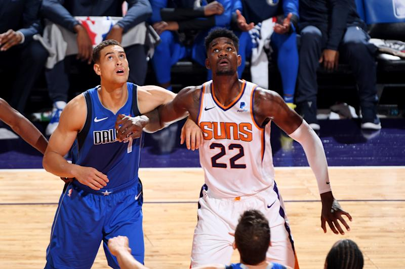 Deandre Ayton bests Luka Doncic in National Basketball Association  debut for high-profile rookies